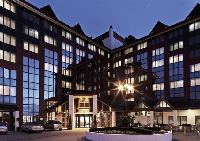 Copthorne Hotel Windsor Slough - dream vacation