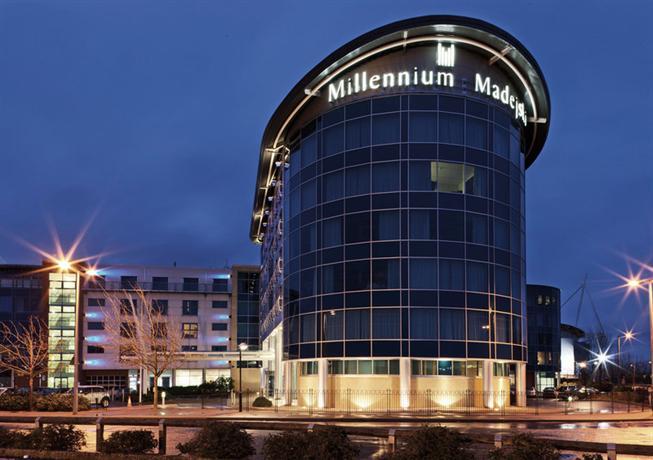 Millennium Madejski Hotel Reading - dream vacation