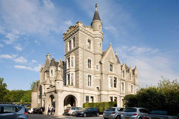 Mercure Aberdeen Ardoe House Hotel and Spa - dream vacation