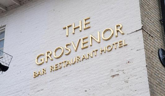 Grosvenor Hotel Stockbridge England - Stockbridge (Angleterre) -