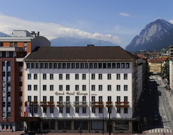 Grand Hotel Europa Innsbruck - dream vacation