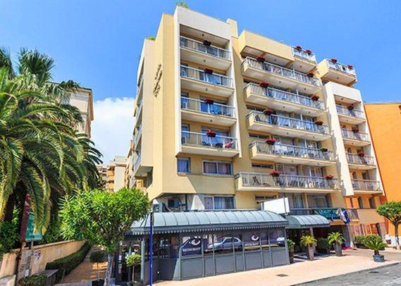 Quality Hotel Menton Mediterranée - Menton -