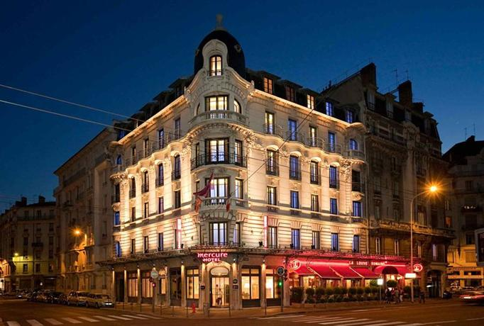 Mercure Lyon Brotteaux - dream vacation