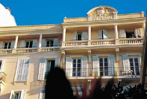 Hôtel Le Balmoral French Riveria - Menton -
