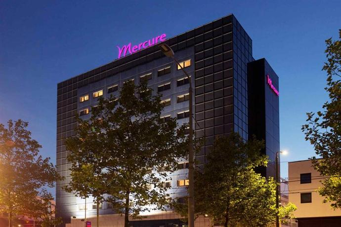 Mercure Hotel Den Haag Central - dream vacation
