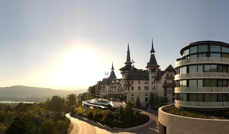 The Dolder Grand - Zurich -