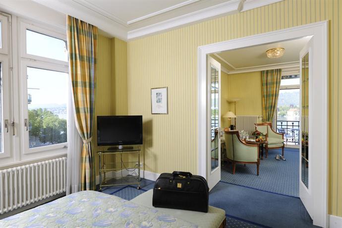 Eden Au Lac Hotel Zurich - Zurich -