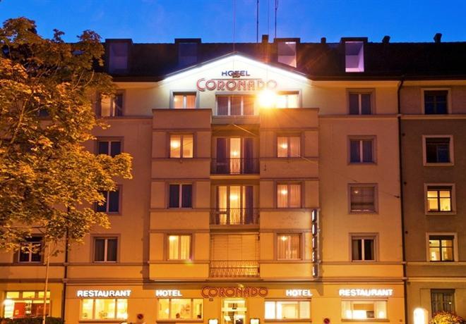 Coronado Hotel Zurich - Zurich -