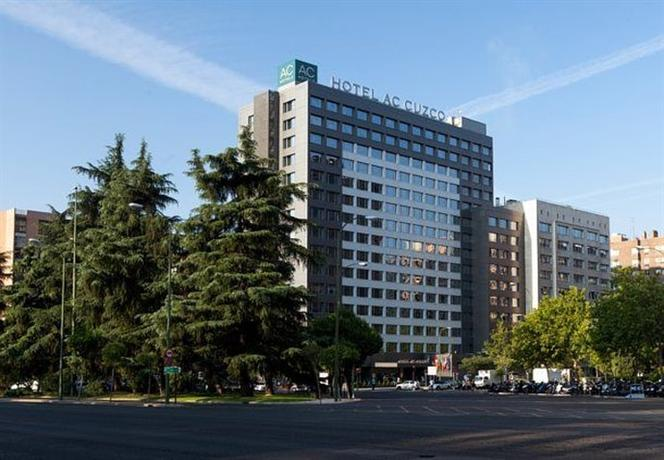 Ac Hotel Cuzco By Marriott Madrid Deals From