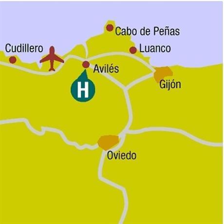Hotel Palacio Valdes - dream vacation
