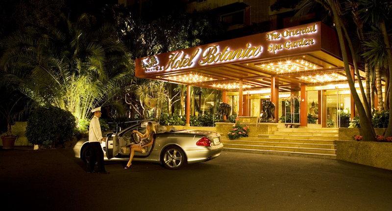 Hotel Botanico y Oriental Spa Garden - dream vacation