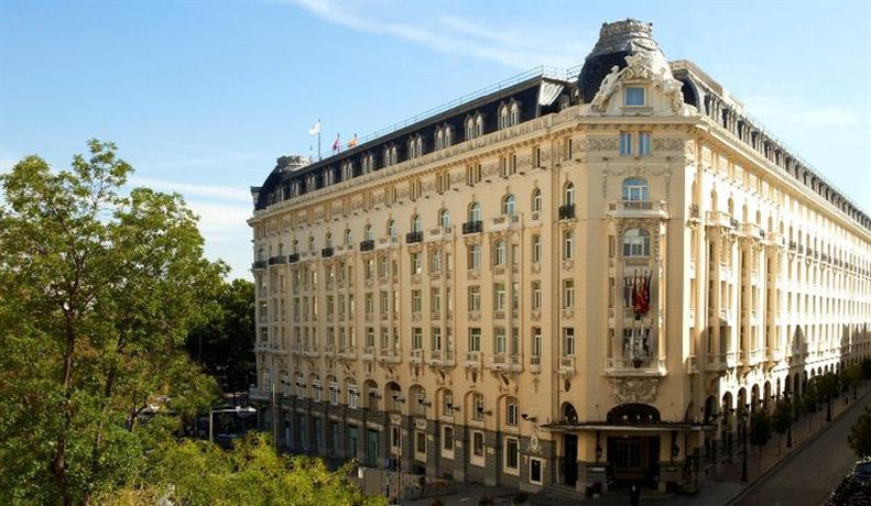The Westin Palace Madrid Зе Вестин Пэлэс Мадрид