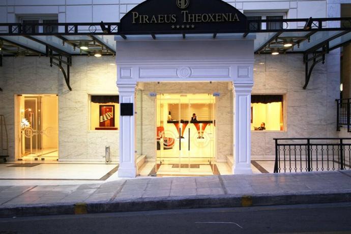 Piraeus Theoxenia Hotel - dream vacation