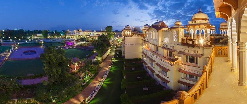 Jai Mahal Palace - dream vacation