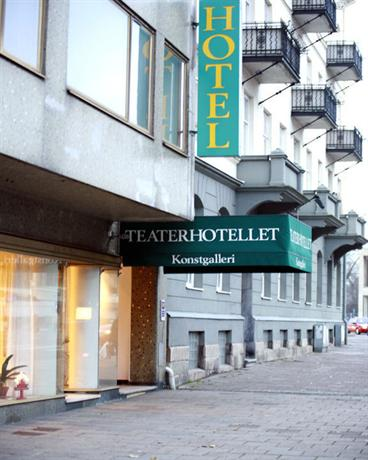 Teaterhotellet Malmo - dream vacation