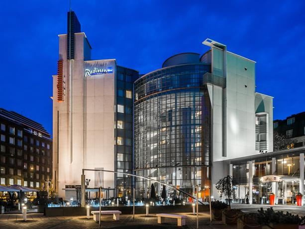 Radisson Blu Royal Hotel Helsinki Отель Радиссон Блу Ройал Хельсинки