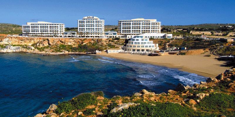 Radisson Blu Resort & Spa Malta Golden Sands - dream vacation