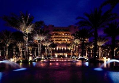 Al Bustan Palace a Ritz-Carlton Hotel - dream vacation