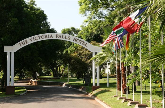 Victoria Falls Hotel - dream vacation