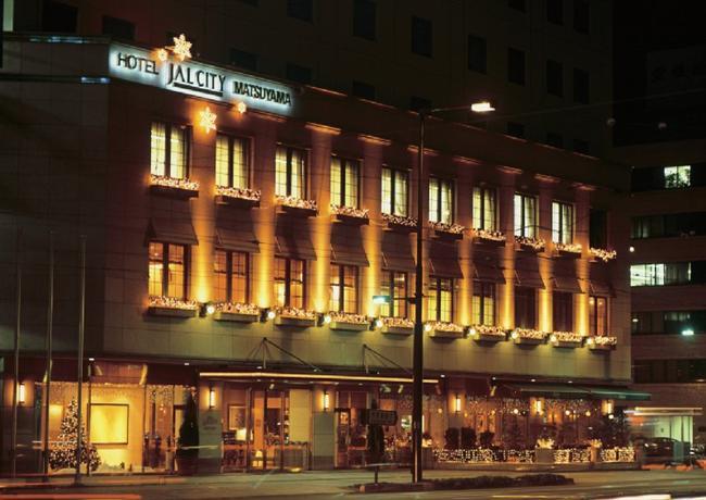 Hotel JAL City Matsuyama - dream vacation