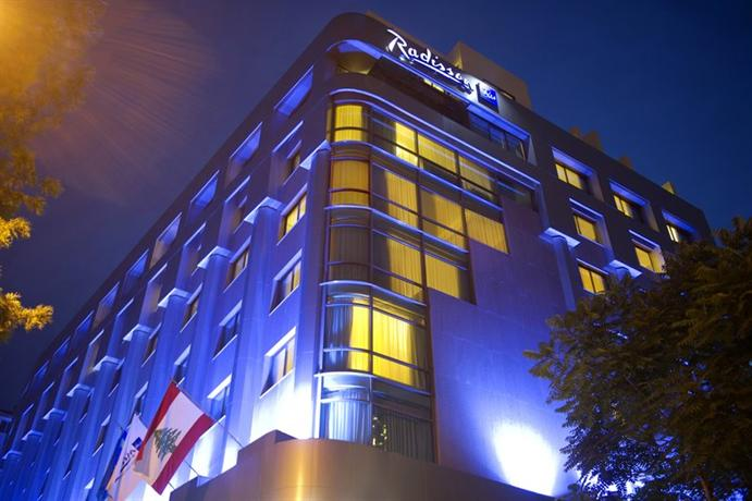 Radisson Blu Martinez Hotel Beirut - dream vacation