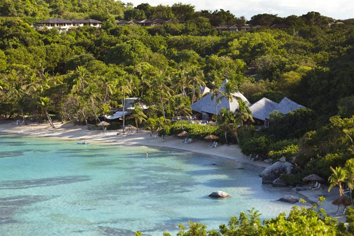Rosewood Little Dix Bay Villas Virgin Gorda - dream vacation