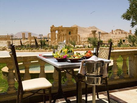 Zenobia Cham Palace Hotel - dream vacation
