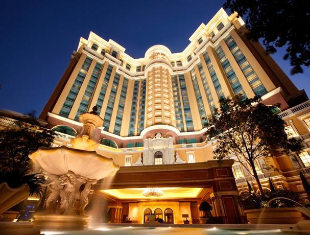 Four Seasons Hotel Macao Cotai Strip - dream vacation