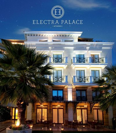 Electra Palace Hotel Athens - dream vacation
