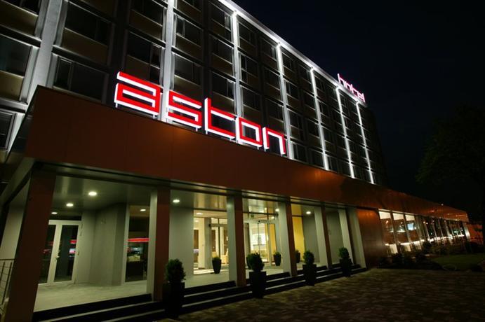 Aston Business Hotel - Bratislava -