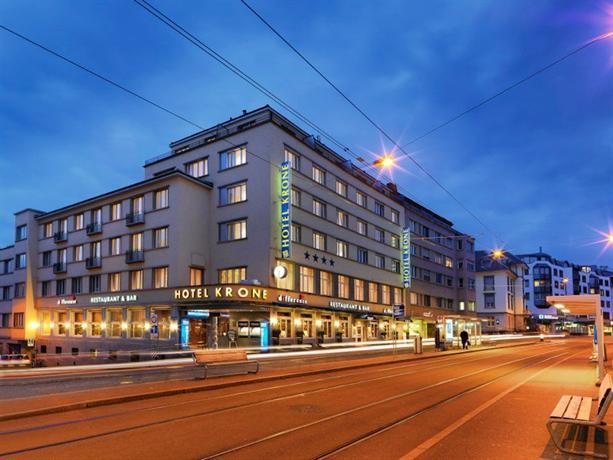 Hotel Krone Unterstrass - Zurich -