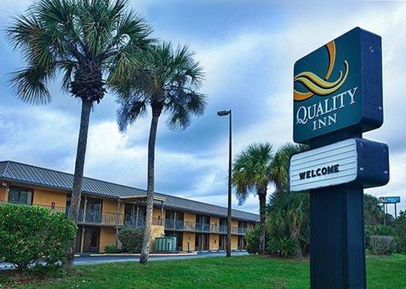 Quality Inn Elkton Florida - Elkton (Floride) -