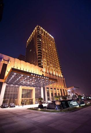 Hilton Nanjing - dream vacation
