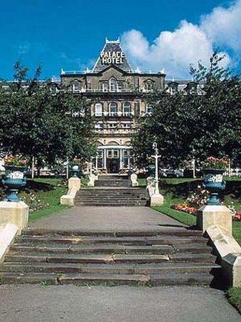 The Palace Hotel Buxton & Spa - dream vacation