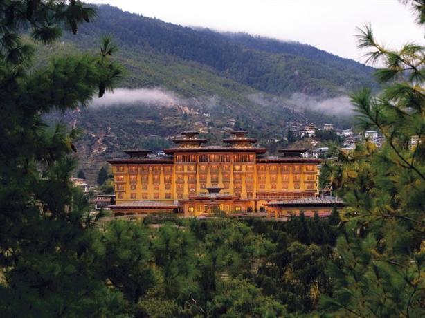 Taj Tashi Hotel - dream vacation