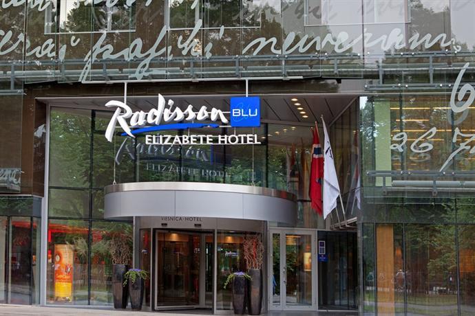 Radisson Blu Elizabete Hotel - dream vacation