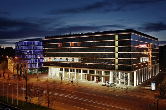 Nordic Hotel Forum Отель Нордик Форум