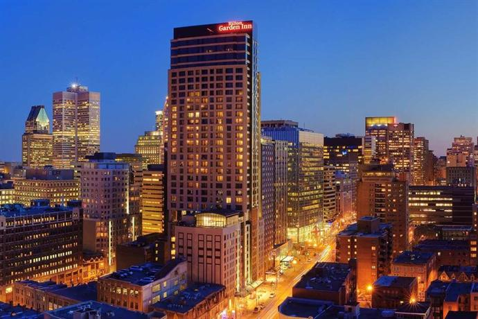 Hilton Garden Inn Montreal Centre-ville - dream vacation