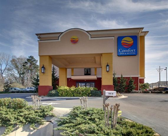 Comfort Inn & Suites Clinton Mississippi - dream vacation