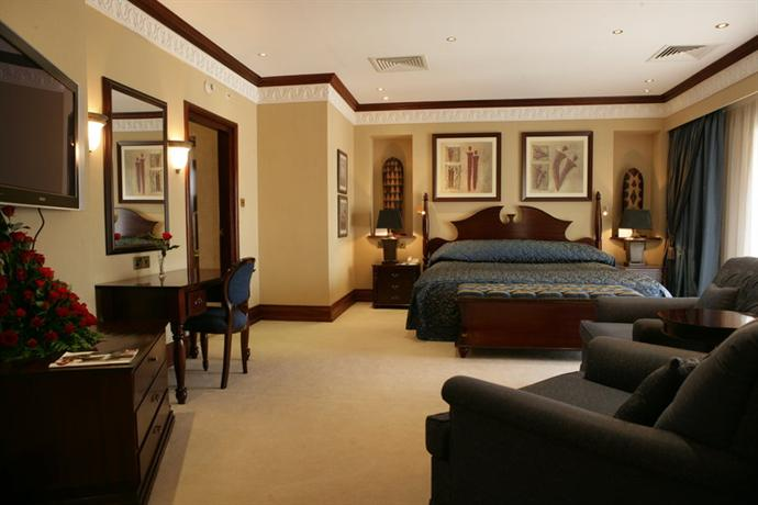 Kampala Serena Hotel - dream vacation