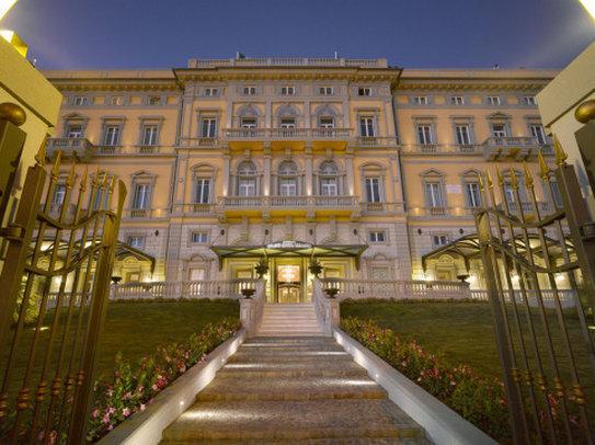Grand Hotel Palazzo Livorno - dream vacation