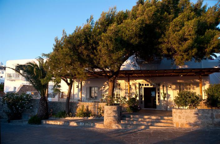 Elena Hotel Mykonos - dream vacation