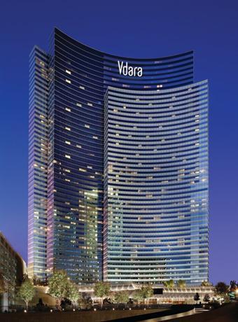 Vdara Hotel & Spa at CityCenter Las Vegas - dream vacation
