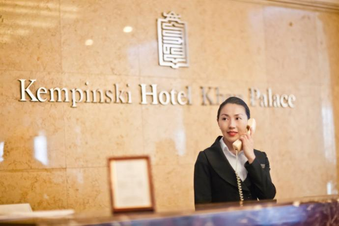 Kempinski Hotel Khan Palace - dream vacation