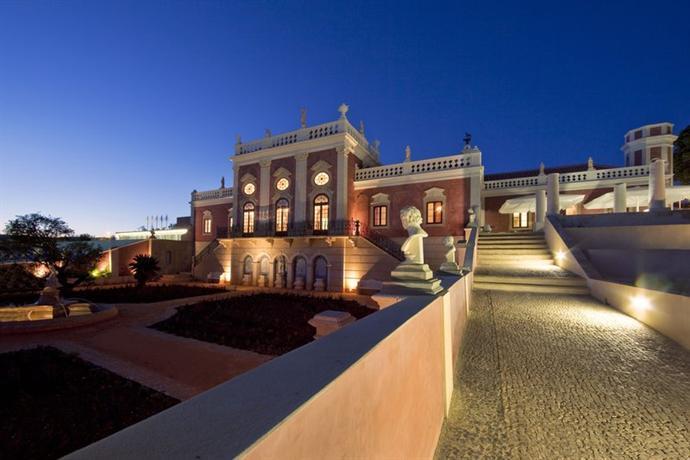 Pousada de Faro - Estoi Palace Hotel - Faro -