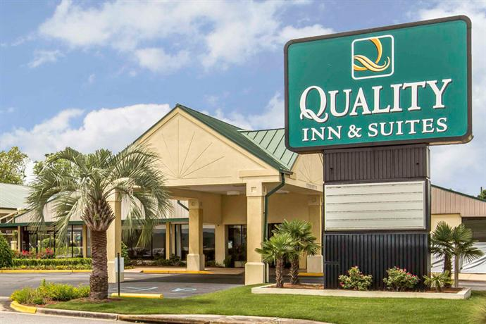 Quality Inn & Suites Eufaula - dream vacation