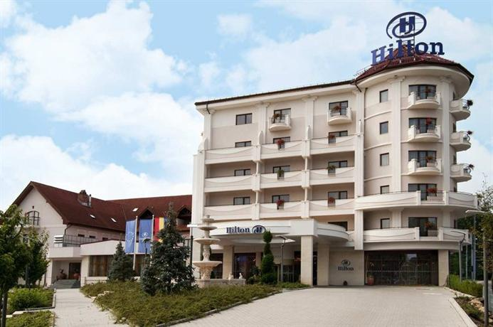 Hilton Sibiu Hotel - dream vacation