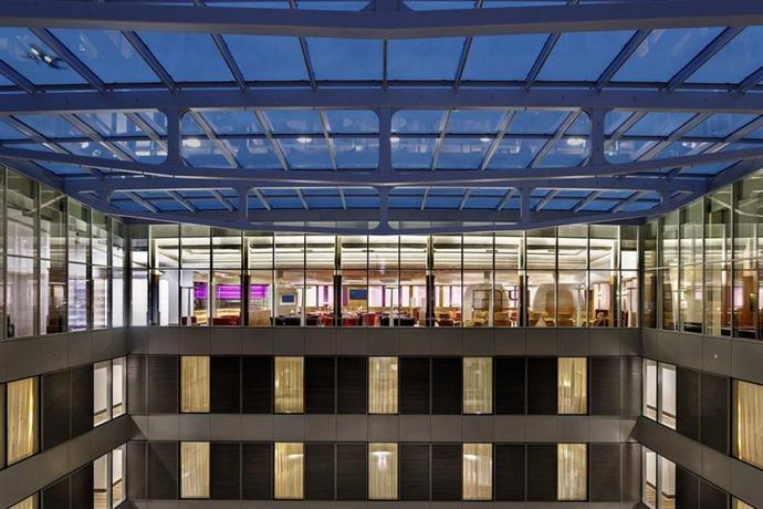 Hilton Frankfurt Airport Hotel - dream vacation