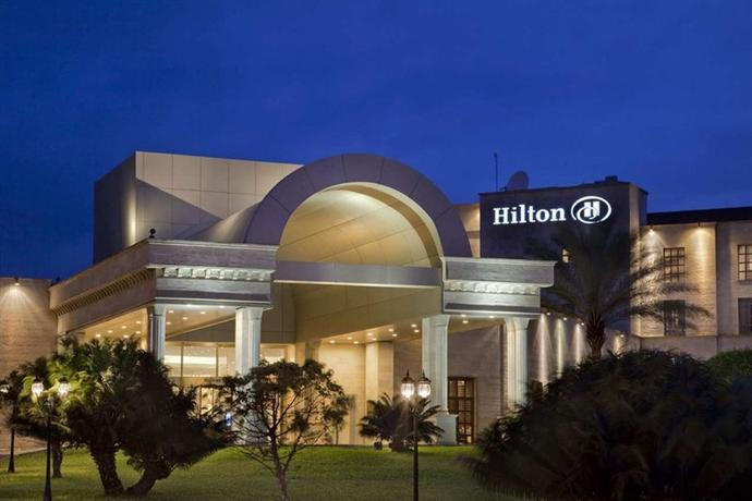 Hilton Malabo - dream vacation