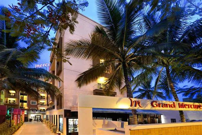 Grand Mercure Bangalore - dream vacation